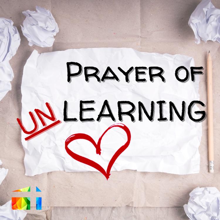 prayer of unlearning, breakthrough prayer, 3pm daily prayer