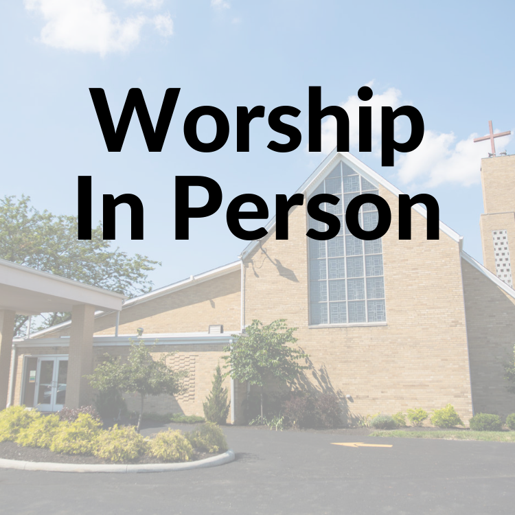 worship in person, traditional worship, contemporary worship