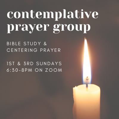 contemplative prayer group