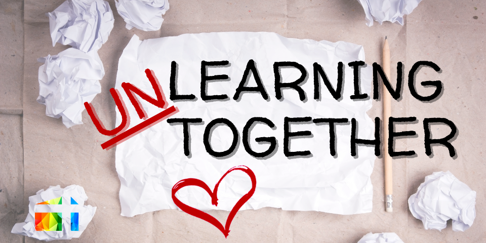 Unlearning Together 2021 message series sermons sermon